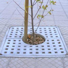 Alcorque Barcelona - Protecciones para árboles.